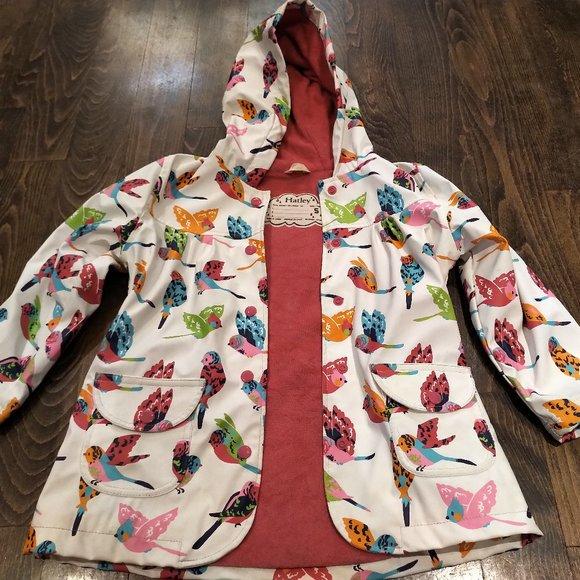 Hatley Raincoat Size 5